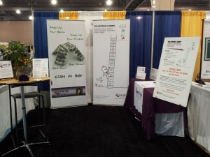 Booth Picture - PA Conf for Women #5